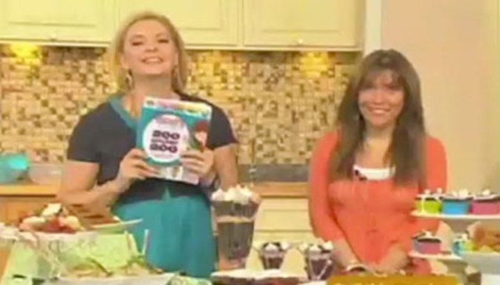Hungry-Girl Video: QVC This Morning (July 2009)