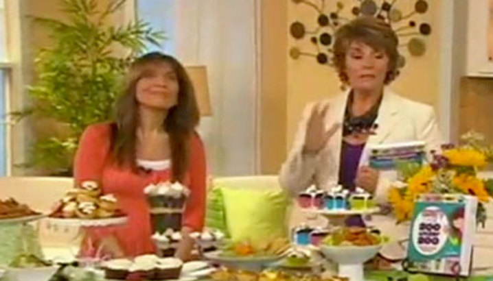 Hungry-Girl Video: QVC Kitchen Ideas (July 2009)