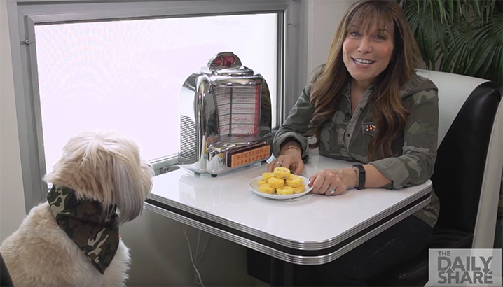 Hungry-Girl Video: HLN: Healthy Recipes for Dogs: Pooched Eggs