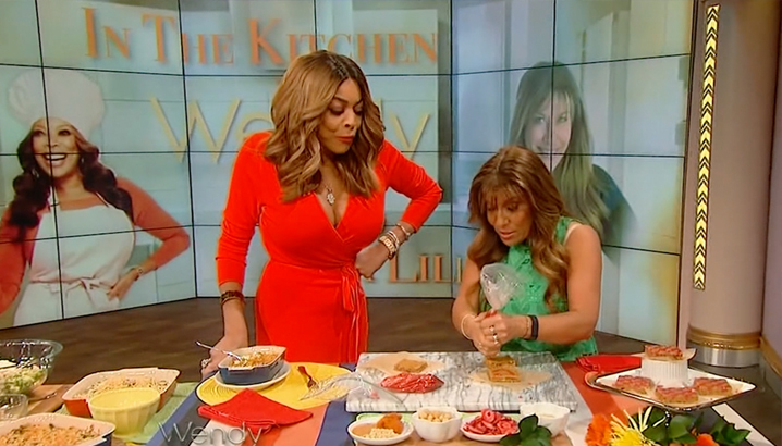 Hungry-Girl Video: Wendy: The Wendy Williams Show