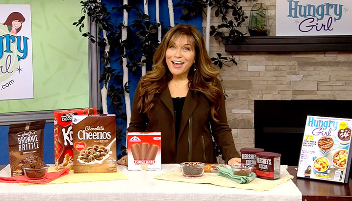 Hungry-Girl Video: 5 Things You Need for a Guilt-Free Chocolate Fix
