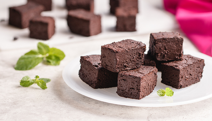 Hungry-Girl Video: Hint-of-Mint Chocolate Fudge