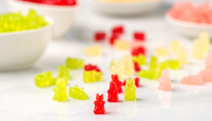 Hungry-Girl Video: DIY Gummy Bears
