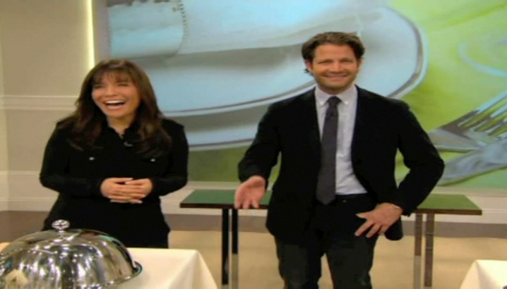 Hungry-Girl Video: The Nate Berkus Show (February 2011)