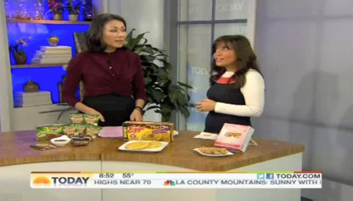 Hungry-Girl Video: The Today Show (January 2012)