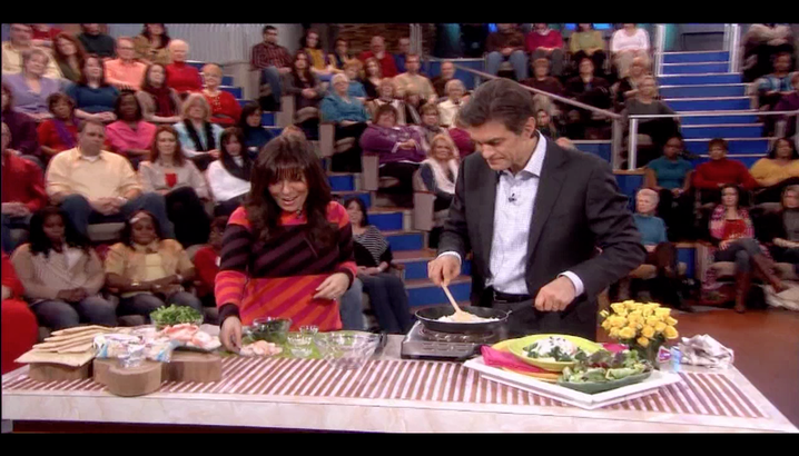 Hungry-Girl Video: The Dr. Oz Show (January 2012)