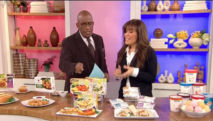 Hungry-Girl Video: The Today Show (March 2012)