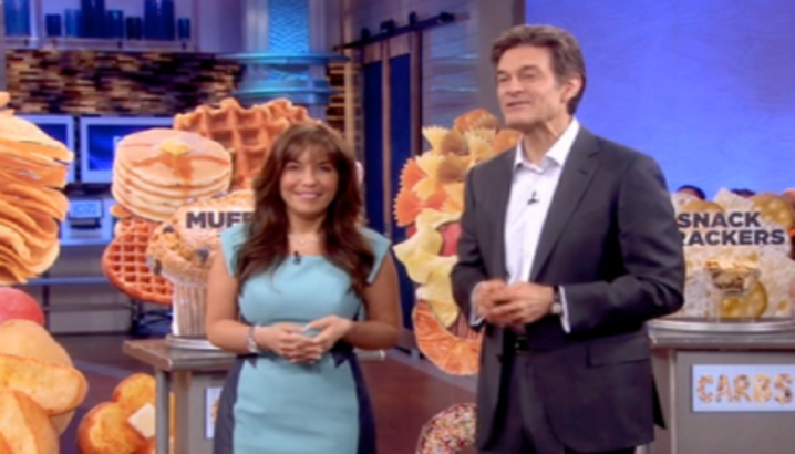 Hungry-Girl Video: The Dr. Oz. Show (May 2012)