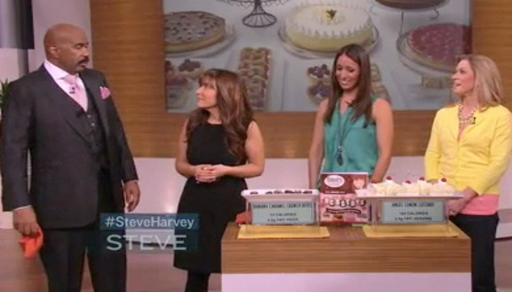 Hungry-Girl Video: Steve Harvey (May 2013)