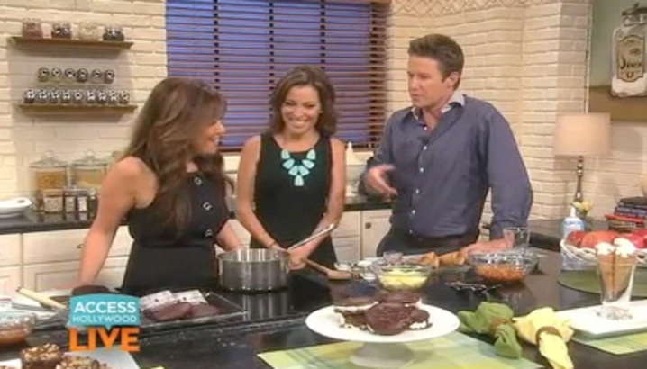 Hungry-Girl Video: Access Hollywood Live (May 2013)