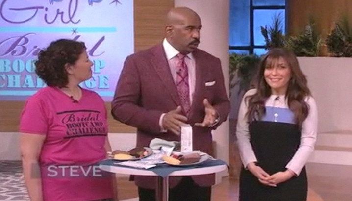 Hungry-Girl Video: Steve Harvey (January 2014)
