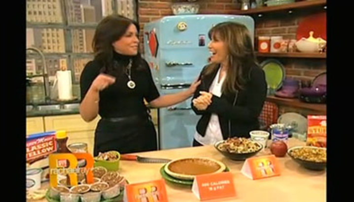 Hungry-Girl Video: Rachael Ray Holiday Tip-Off (November 2009)