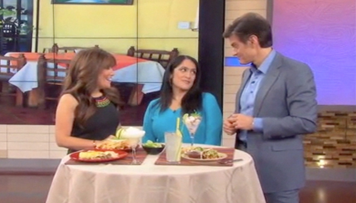 Hungry-Girl Video: <em>The Dr. Oz. Show</em> (April 2014)