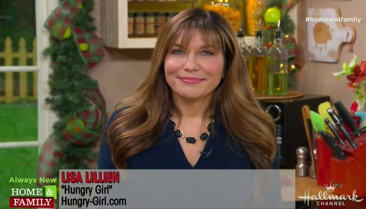 Hungry-Girl Video: Home & Family (December 2014)