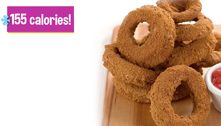 Hungry-Girl Video: How To... Make Baked Onion Rings!